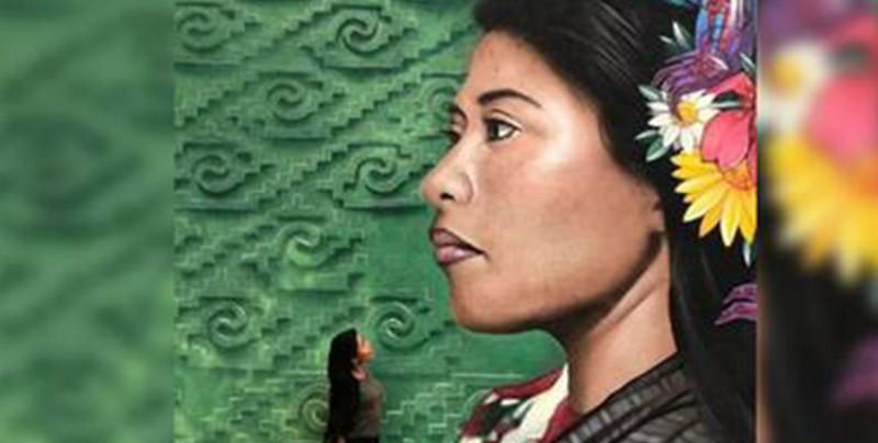 Yalitza Aparicio ya tiene su propio mural en CDMX