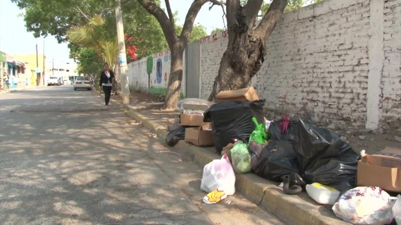 Justifican deficiencias en recolección de basura