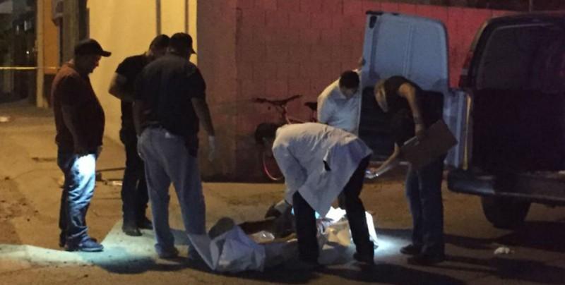 Reportan persona asesinada en Villa Bonita