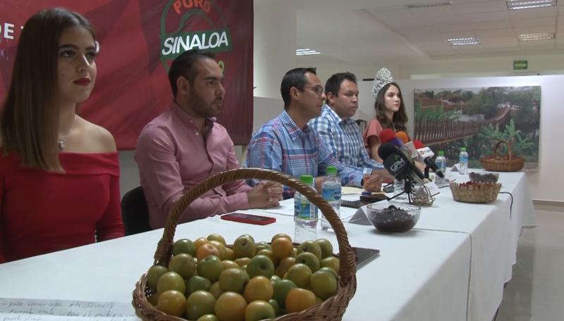"""Anuncian la """"Feria de la Ciruela"""" en Aguacaliente de Garate, Concordia"""