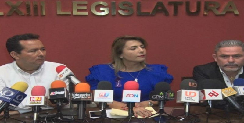 Reta Roxana Rubio a Diputado Florentino Vizcarra