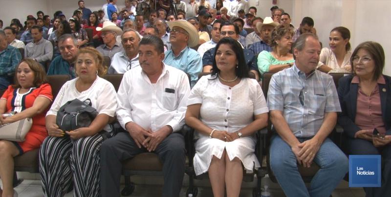 Bienvenido todo lo que trae desarrollo, dijo Rosario Quintero