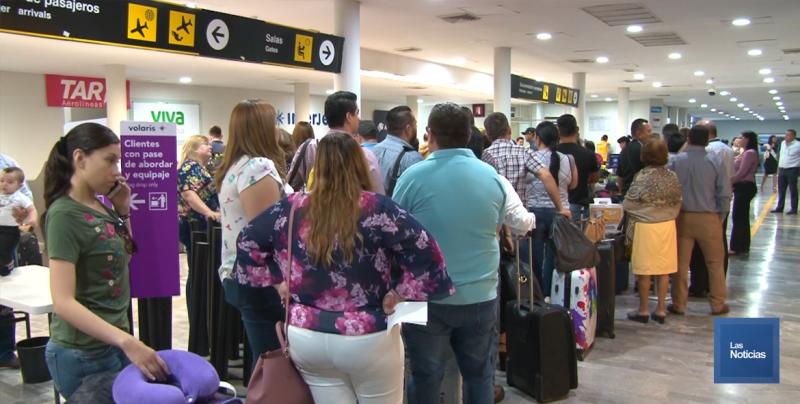 Obregón tiene mucho potencial para que aerolíneas volteen hacia acá