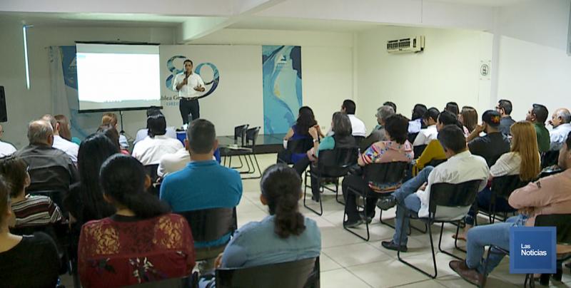 TVP capacita a empresarios en torno a la importancia de los medios y las redes