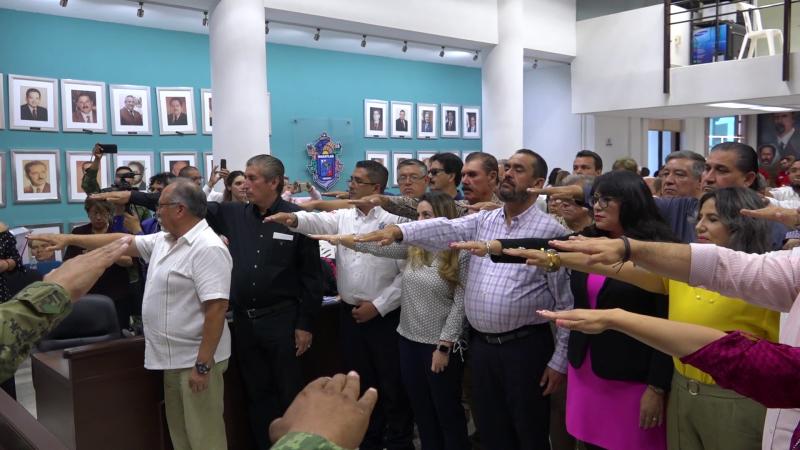 Instalan Consejo Municipal de Protección Civil