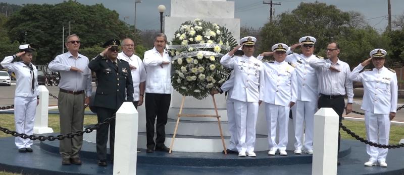 """Celebran en Mazatlán """"Día de la Marina"""""""
