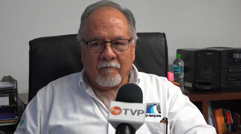"""Gerente de JUMAPAM """"Anda en el limbo"""" según alcalde de Mazatlán"""