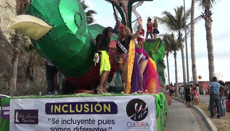 Respeto e inclusión, es el llamado en Marcha por la Diversidad Sexual
