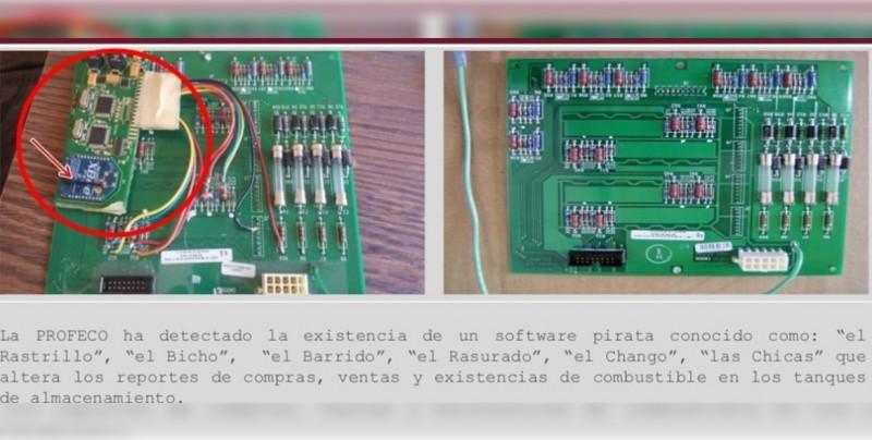 """Profeco detecta software en las gasolineras que permite """"robar"""" a los consumidores"""
