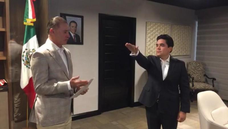 Sale Álvaro Ruelas de Desarrollo Social llega Ricardo Madrid