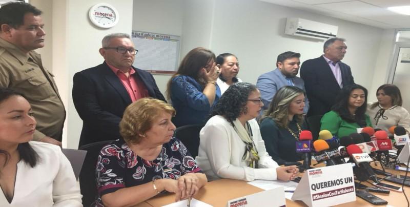 Presentará Morena iniciativa para que Sinaloa obtenga tarifa 1 F