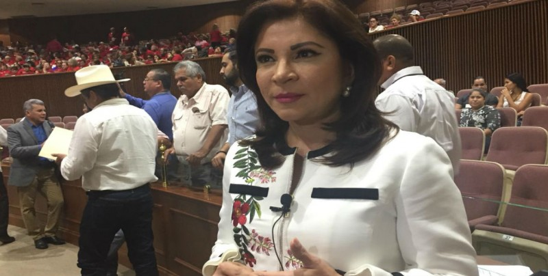 Por orden de Marco Cesar Almaral descuentan sueldo a diputados que abandonaron la sesión