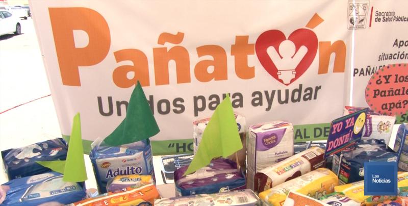 Buscan pañales para apoyar a pacientes del Hospital General