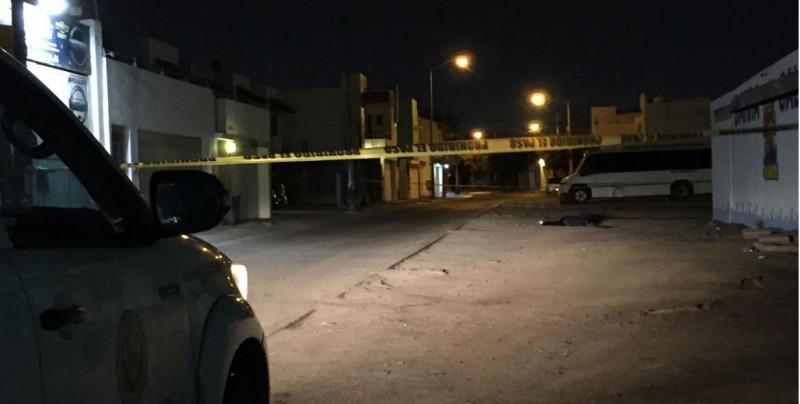 Reportan persona sin vida en el fraccionamiento San Antonio