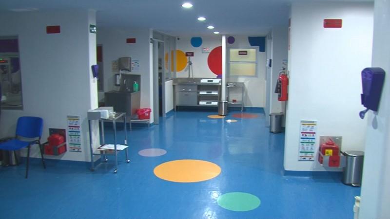 Mejora la infraestructura en el área de neonatos y atención del HM