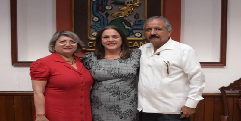 Lydia Peinado , nueva directora del DIF Culiacán