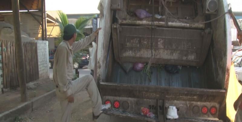 Ciudadanos tienen que poner de su parte en la recolección de basura