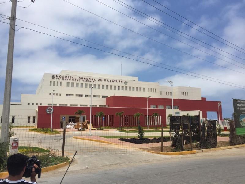 Nuevo Hospital General de Mazatlán de los más modernos de México