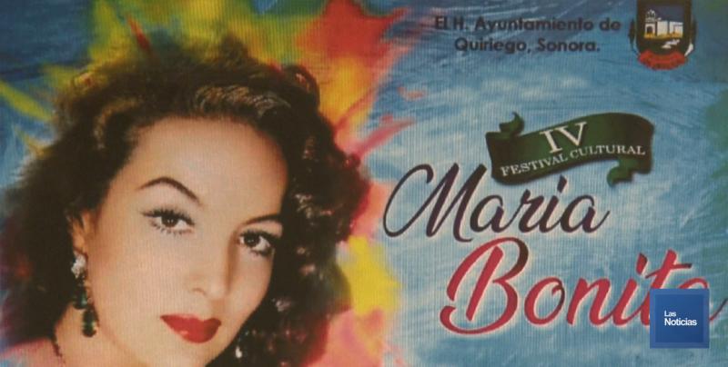 Anunciaron las fiestas de María Bonita en Quiriego