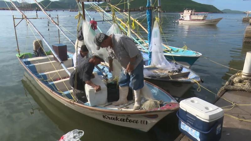Paralizada la pesca en Topolobampo
