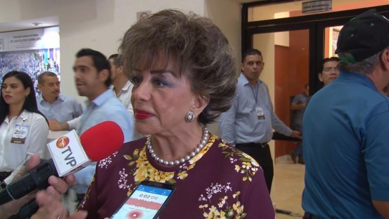 Acusa Magistrada Lucila Ayala que Gobierno no destina recursos al Tribunal de Justicia Administrativa