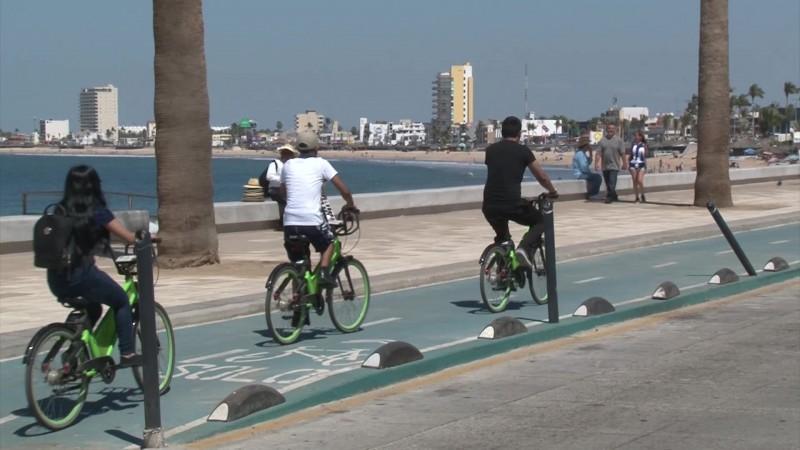'Entrampa' Ayuntamiento programa 'Muévete Chilo' en Mazatlán