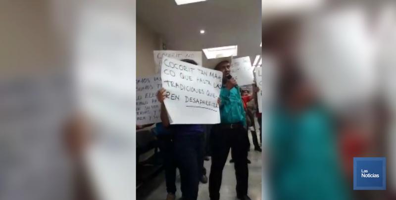 Vecinos de Cócorit quieren baile por día de San Juan