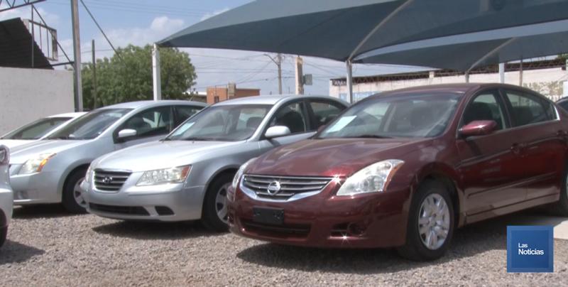 Satisfacen los primeros 5 meses del año a vendedores de autos usados