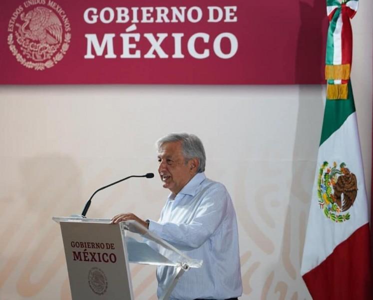En las manos de AMLO la continuación de la Santa María: González