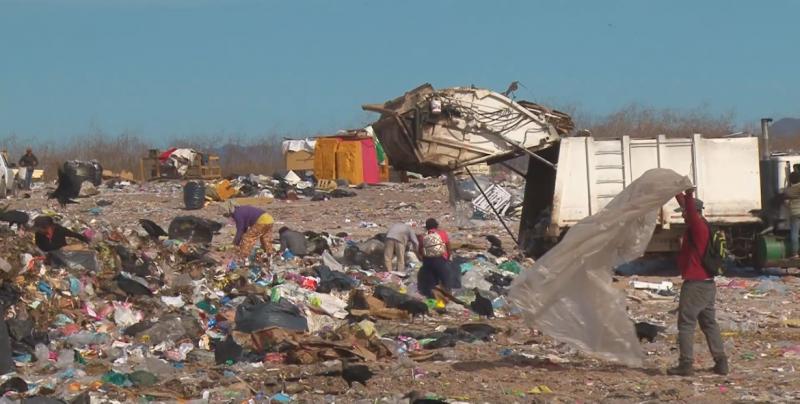 Urgen rellenos sanitarios en 14 municipios sinaloenses