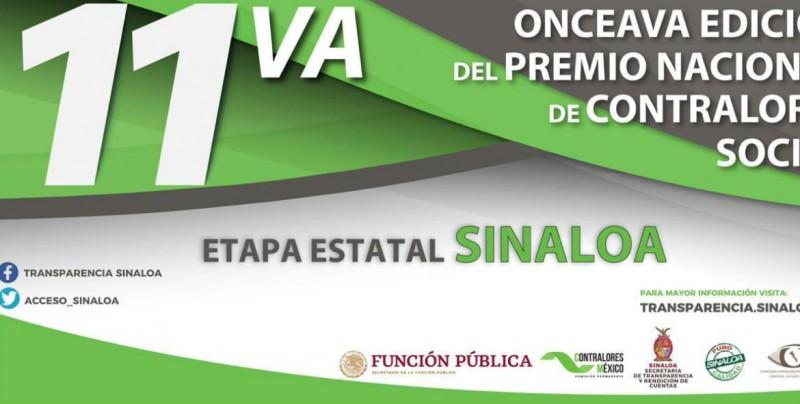 """""""Premio Nacional de Contraloría Social 2019"""""""