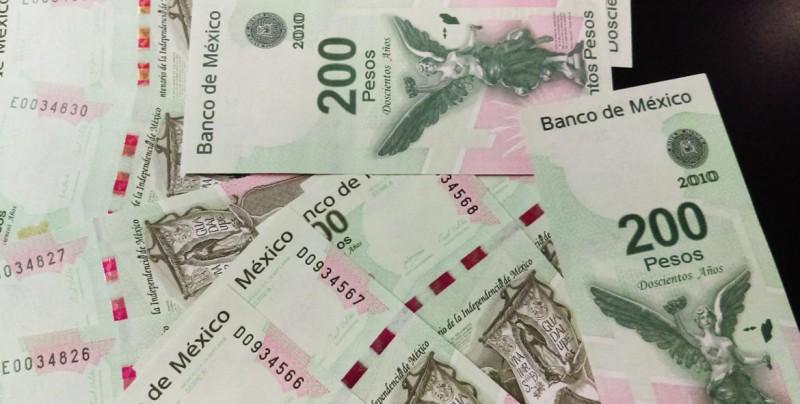 Banxico pondrá en circulación un nuevo billete de 200 en el segundo semestre del año