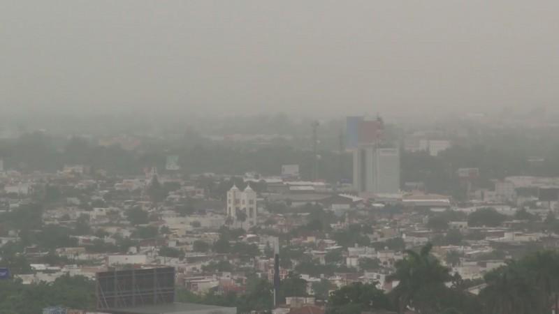 Pronostican lloviznas ligeras durante la presente semana en la mayor parte de Sinaloa