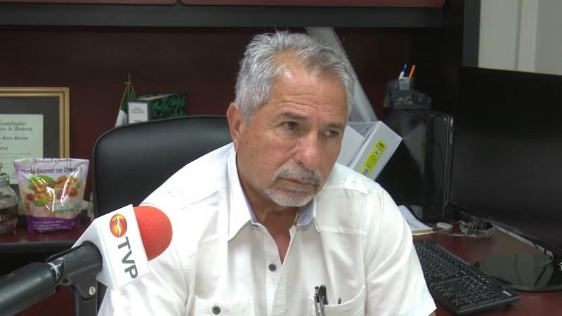 Renuncia director de obras públicas