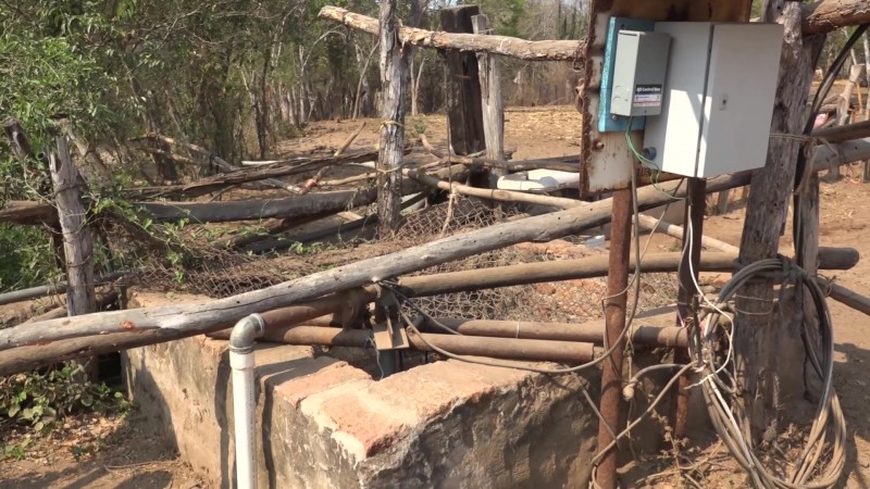 Desabasto de agua abarca también a la zona rural de Mazatlán