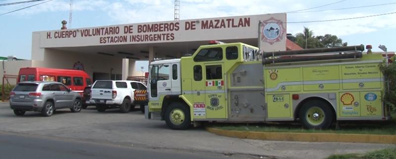 En planes la apertura de una nueva estación de bomberos en Mazatlán