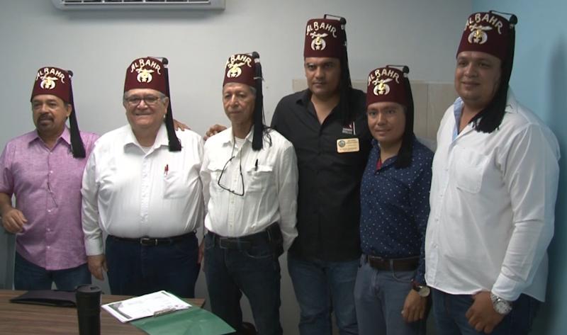 Shriners del Sur de Sinaloa buscan apoyar a mazatlecos