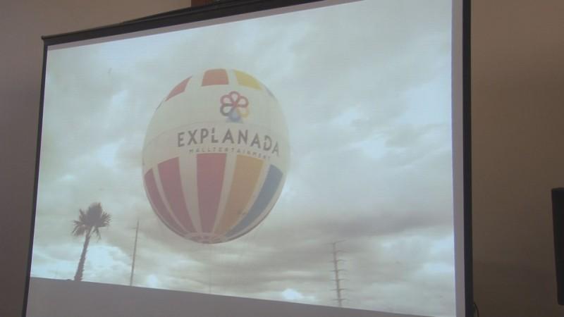 Presentan a empresarios la plaza Explanada que estará ubicada al sur de Culiacán