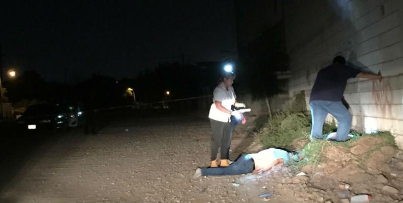 Reportan una persona asesinada en el bulevar Juan M. Zambada