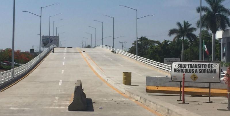Este sábado 15 de junio será inaugurado el puente superior Pedro Infante.