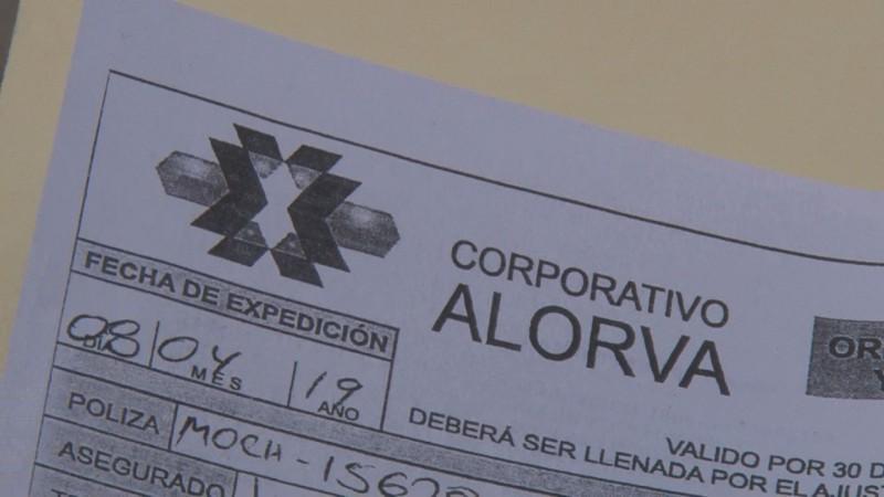 Denuncia fraude a Corporativo Alorva por no responder con seguro de daños