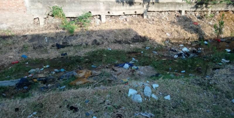 Piden que se atienda problema de arroyo en la Toledo Corro