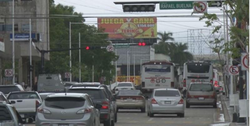Se mantienen operativos de tránsito en la ciudad