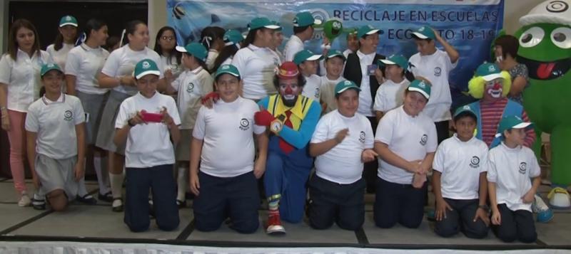 ECOCE premia a ganadores del ECORETO en la región