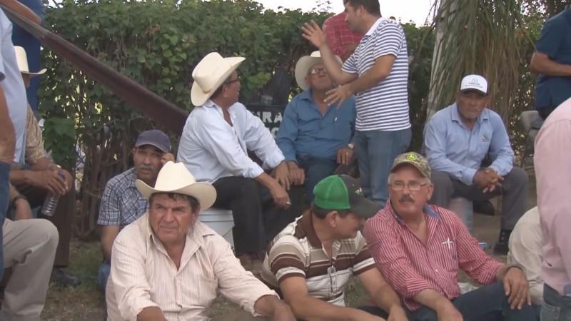 Se terminó la paciencia de los productores agrícolas y este lunes acudirán a la Ciudad de México