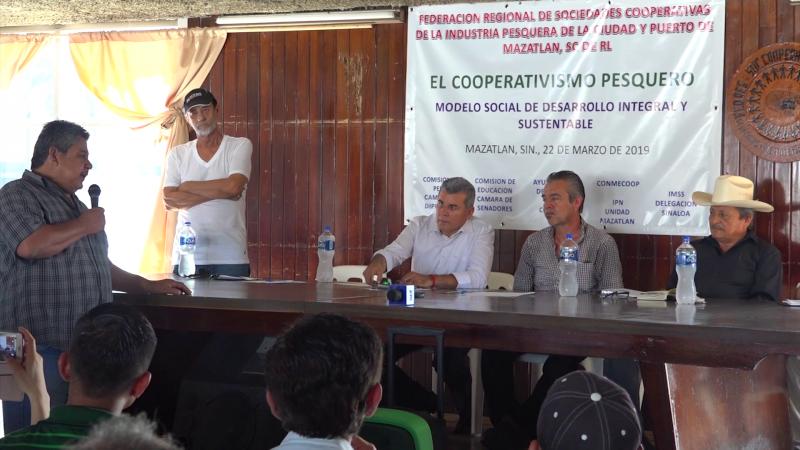 Pescadores exigen a Legislador apoyo urgente a ese sector productivo