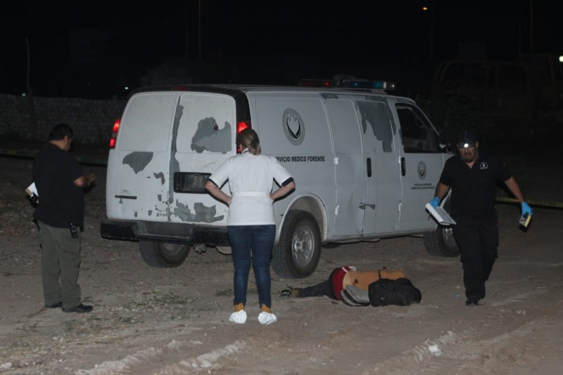 Encuentran a persona asesinada atrás de Motel