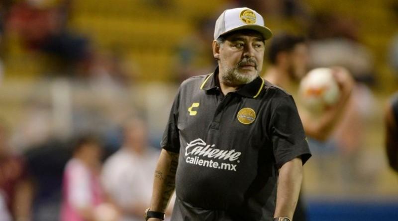 """""""Te das cuenta que nos puede ganar Tonga"""": Diego Maradona"""