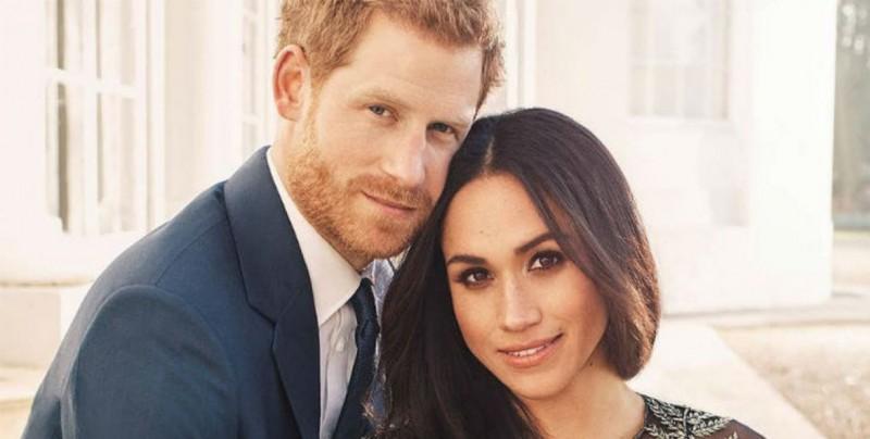Príncipe Harry y Meghan comparten tiernas imágenes de su bebé