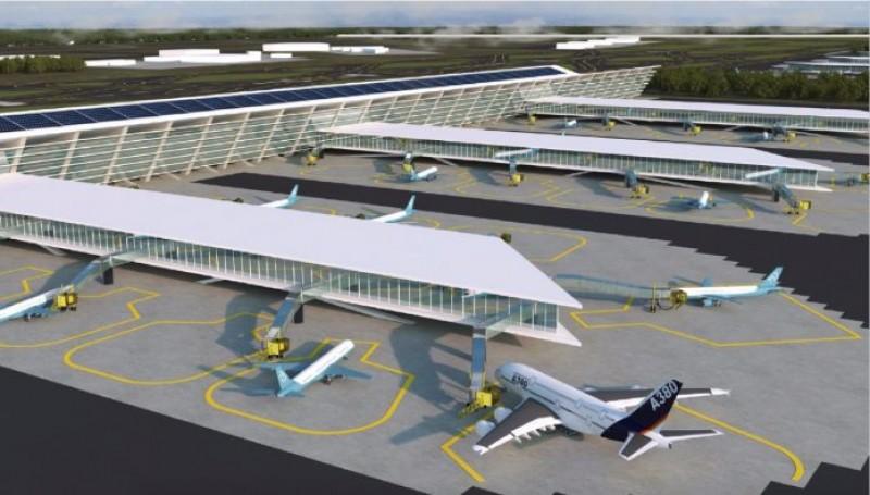 Juez ordena no suspeder obras en el aeropuerto de Texcoco